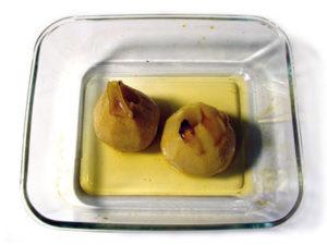 Peras-amaretto